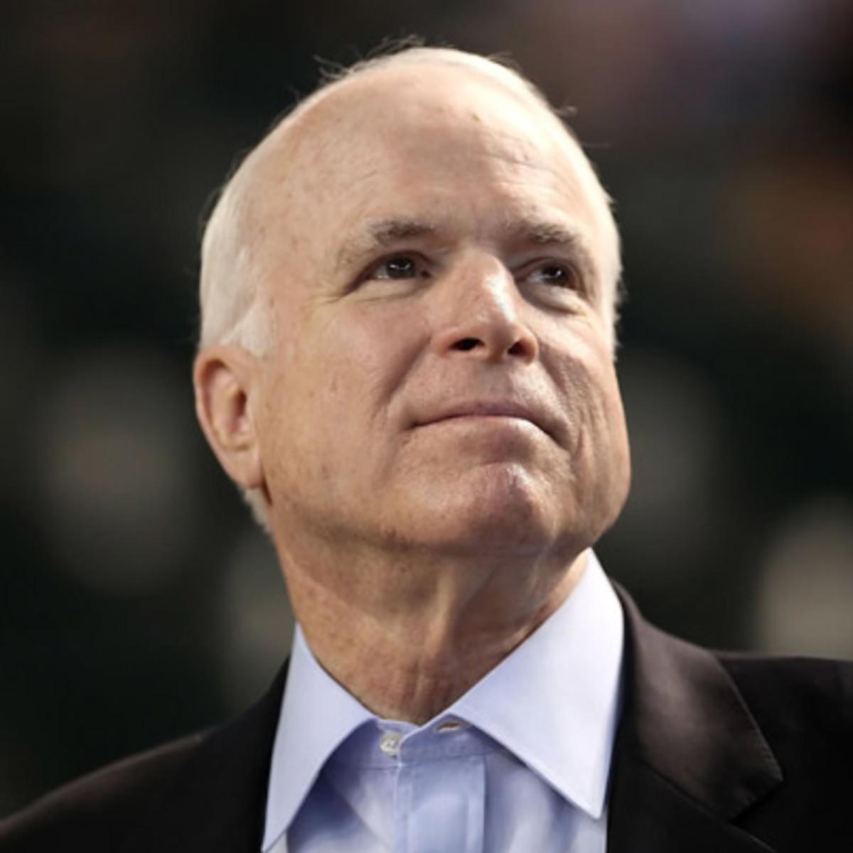 John McCain, Vietnam War Hero And Senator, Diagnosed With Malignant Brain Cancer [VIDEO]