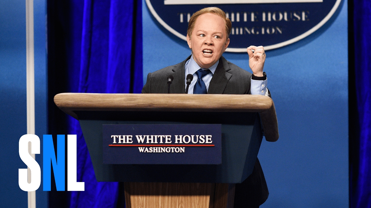 Press Secretary Sean Spicer Resigns, Questions About His Replacement [VIDEO]