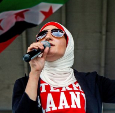 ACLU Supports Jihad-Endorsing Sarsour and Gets Owned