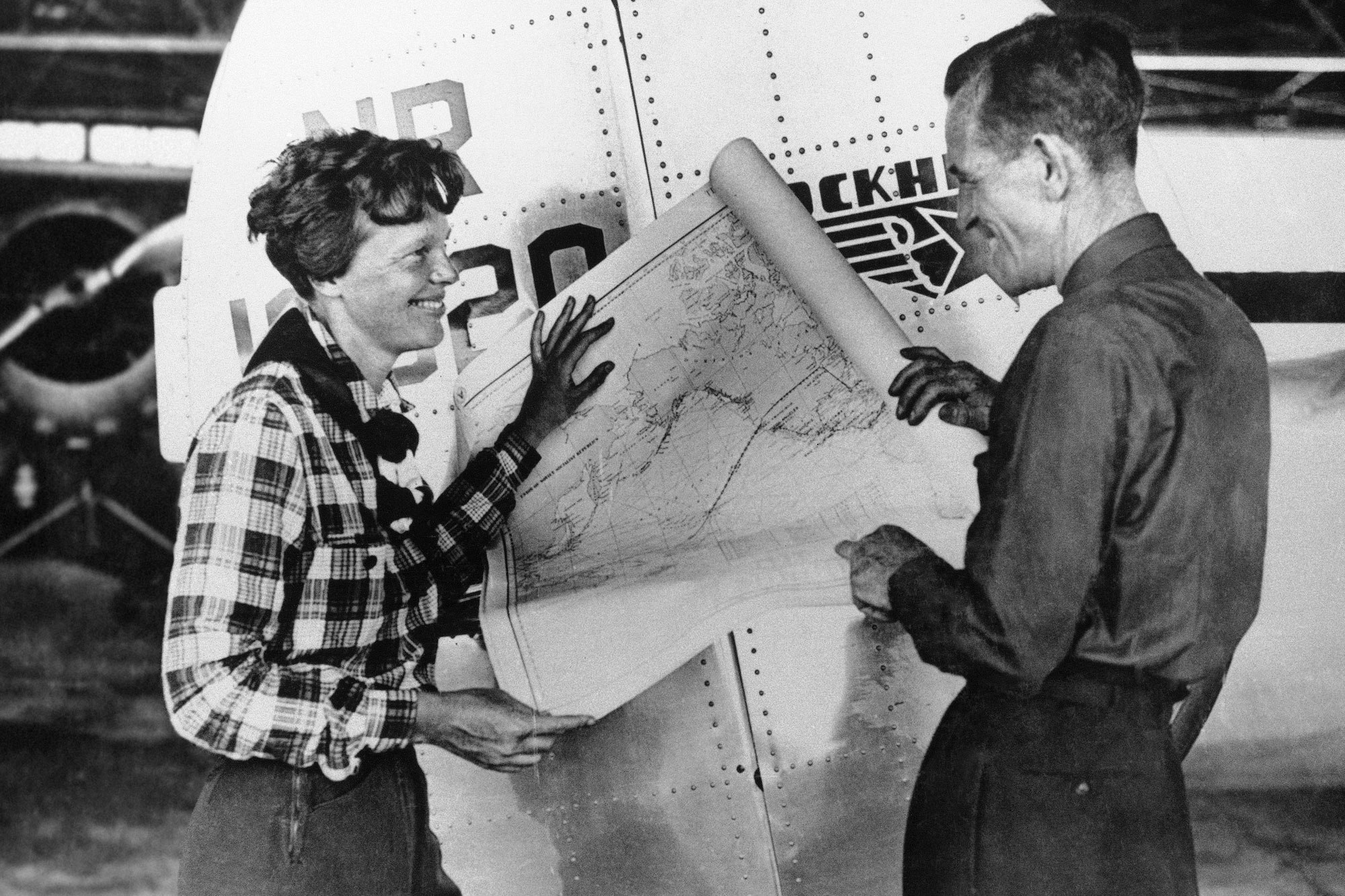 did the history channel crack the amelia earhart case or not  did the history channel crack the amelia earhart case or not video