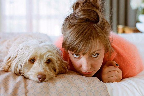 All Dogs Go to Heaven, Lena Dunham Can Go to Hell