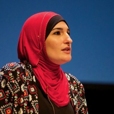 Shameful: Linda Sarsour Solicits #Harvey Donations For Leftist Political Pac [VIDEO]