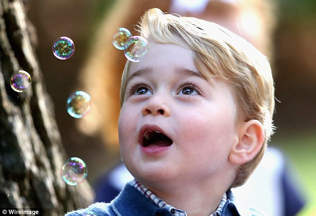 LGBT Publication Calls Little Prince George a Gay Icon. He's Only Four. [VIDEO]