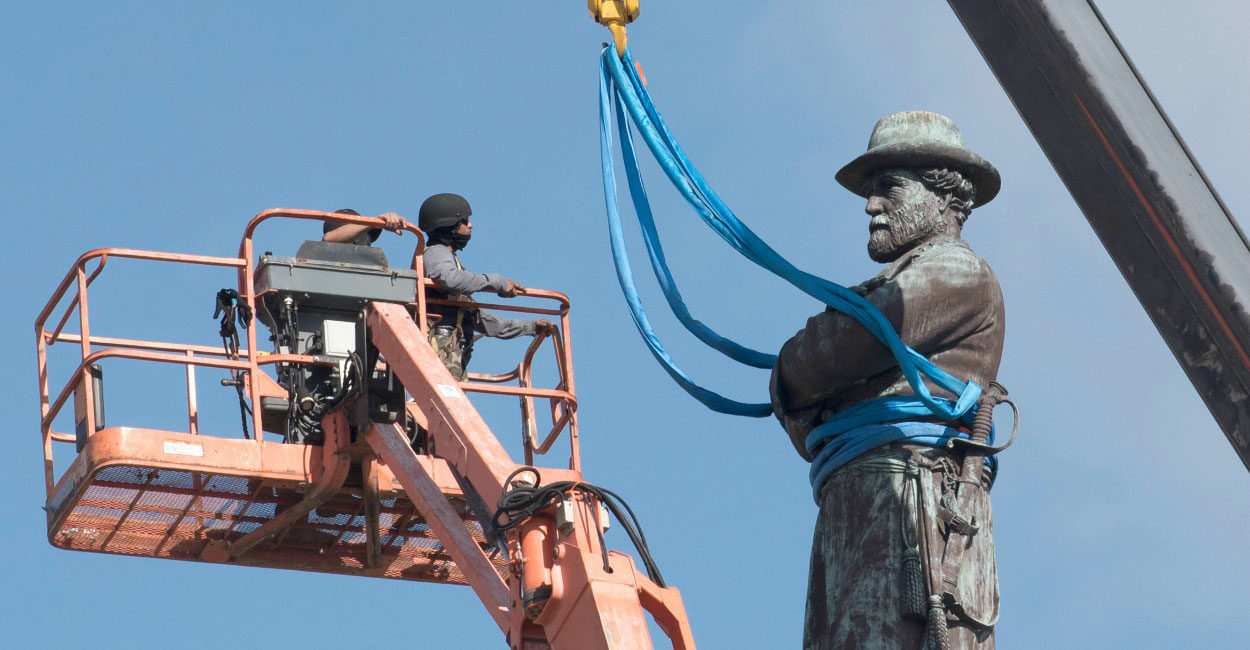 Sure, Tear Down All the Confederate Monuments. Then What? [VIDEO]