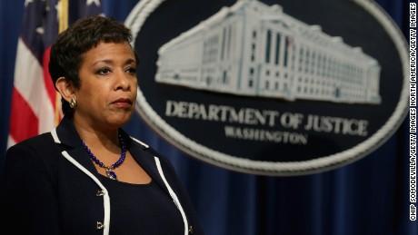 Former Attorney General Loretta Lynch alias Elizabeth Carlisle