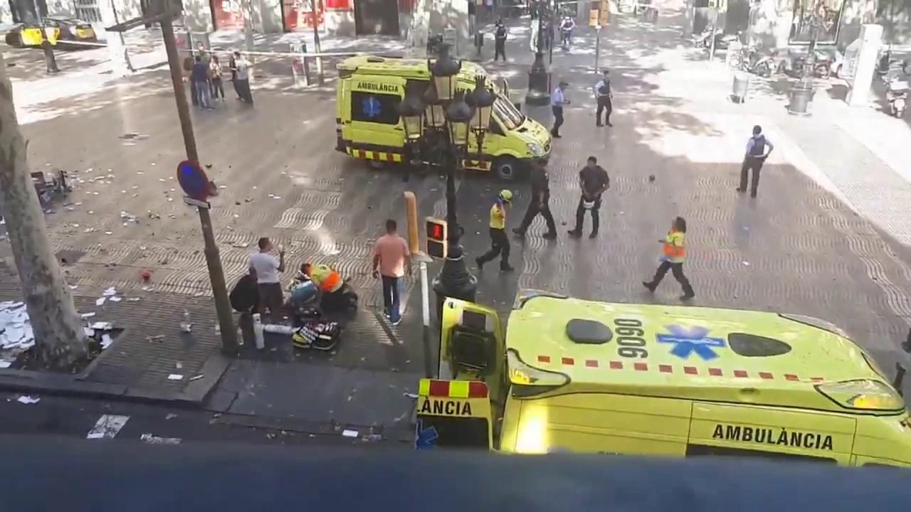 #Barcelona: Terror Attack Leaves Multiple Dead [VIDEO]