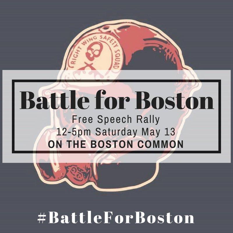 #BattleForBoston: Boston Mayor Warns People Not To Attend Free Speech Rally [VIDEO]