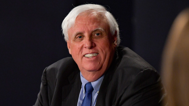 Governor to Announce Party Swap at Trump West Virginia Rally