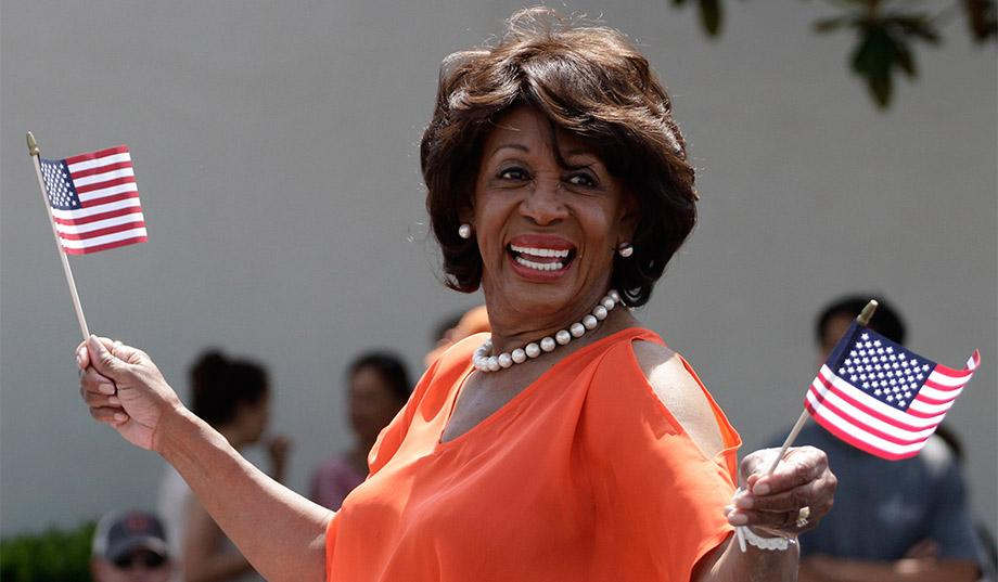 Maxine Waters Has a Clever Plan for Dealing with Kim Jong Un. [VIDEO]