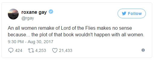 lord of the flies social justice