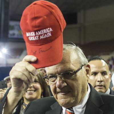 I'm Not Doing a Happy Dance Over Trump's Pardon of Joe Arpaio. Here's Why [VIDEO]