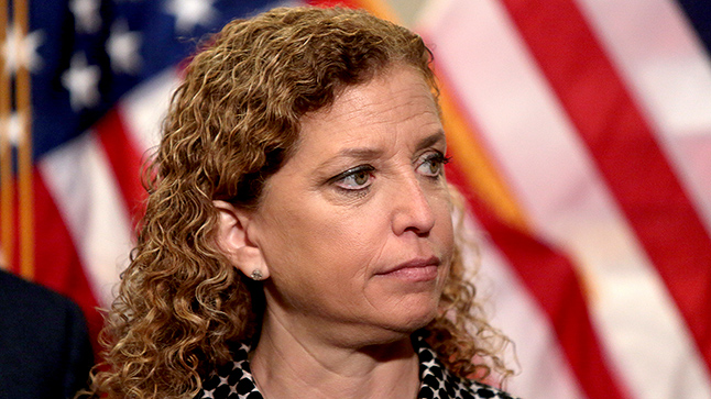 #ImranAwan: Debbie Wasserman Shultz Says FBI's Racial Bias Is The Real Scandal [VIDEO]