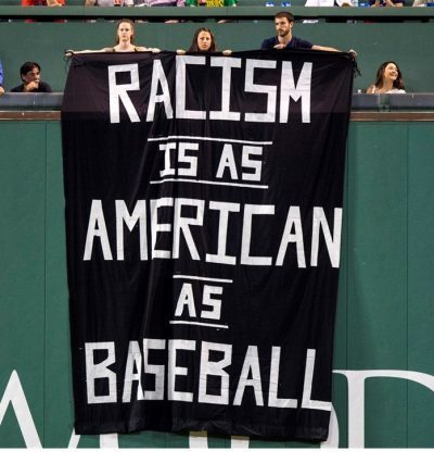 Racism is as American as Baseball?  3 reasons this is wrong.