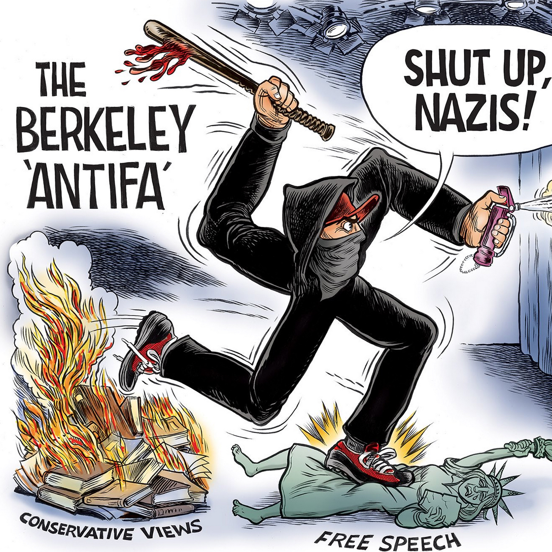 #BenAtBerkeley: Triggered Cupcakes Melt In Berkeley Over Ben Shapiro Lecture
