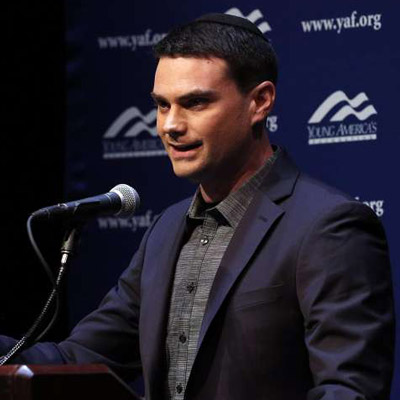Ben Shapiro Owns Berkeley Student Who Challenged Him on Abortion [VIDEO]