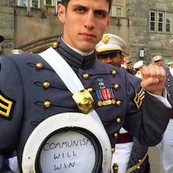 Spenser Rapone is NOT Army Strong