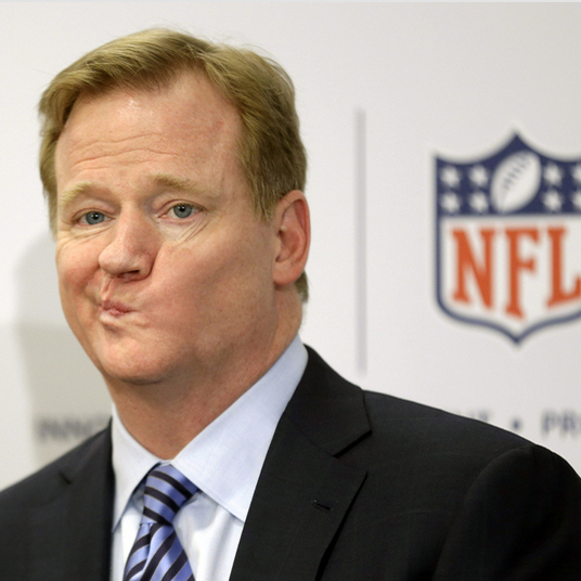 On Players' Free Speech, #NFL Commish Roger Goodell Is a Star-Spangled Hypocrite
