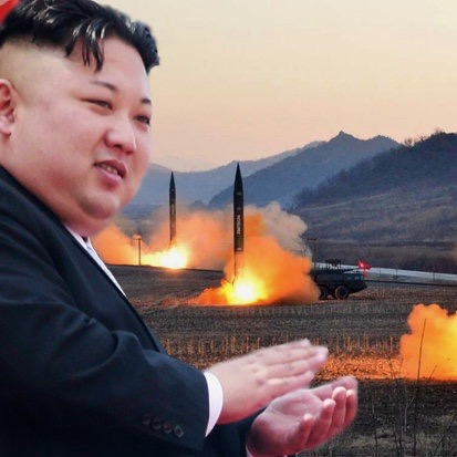 Kim Jong Un Throws Tantrum, Calls Trump #Dotard, Will Deploy Hydrogen Bomb [Video]