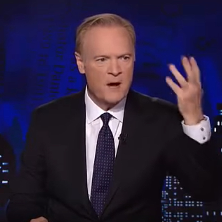 Watch MSNBC's Out-of-Control Lawrence O'Donnell Lob F-Bombs At Staffers [VIDEO]