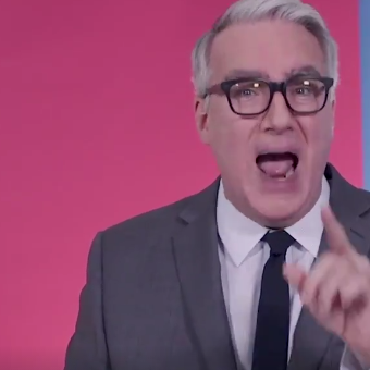 Need a Laugh? Watch Keith Olbermann Freak Out on Bound for Hell Trump Supporters [VIDEO]