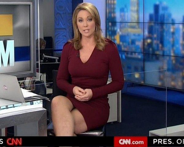 Meteorologist responds to criticism over her breasts