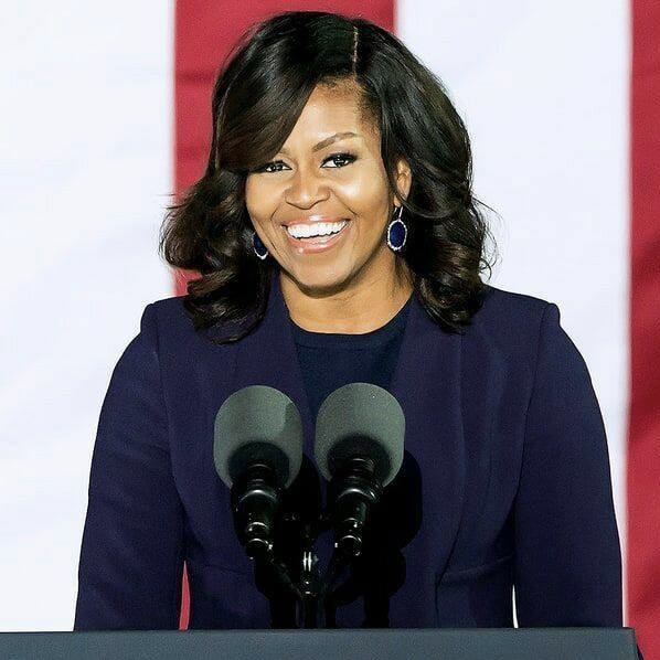 Trump will have formidable opponent if Michelle Obama decides to run