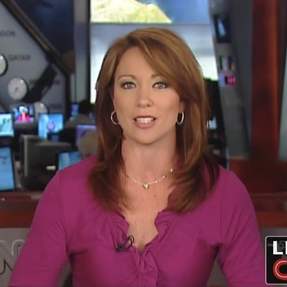 "Brooke Baldwin, CNN, Pens Op-Ed on ""Boobs,"" Ends Up Looking More Like One"