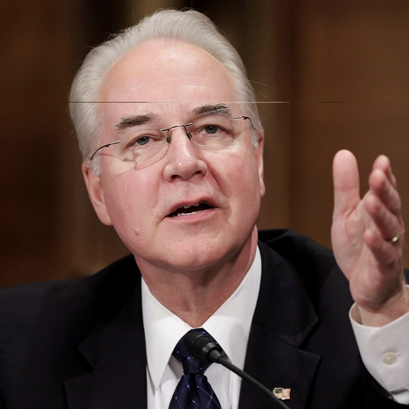Draining the Swamp continues: Tom Price out at HHS