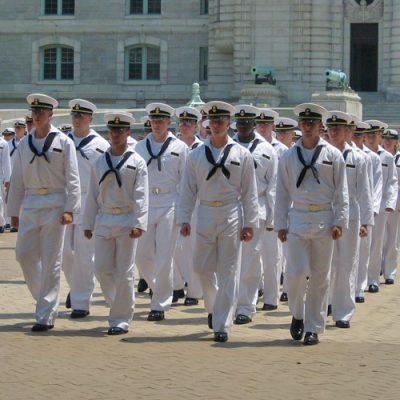 Remembering 9/11: Attacks Gave a Naval Academy Plebe New Resolve [VIDEO]