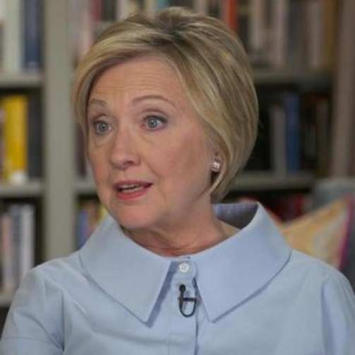 Hillary Clinton Continues To Spin And Blame In Book Promo [VIDEO]