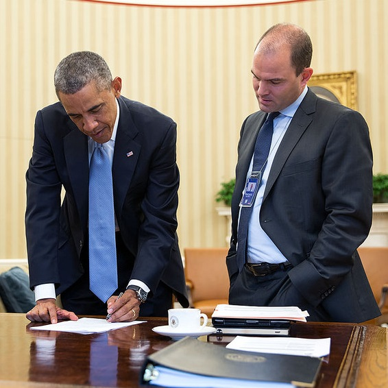 #UNGA: Former Obama Spinman Ben Rhodes Whines About His Precious Iran Deal [VIDEO]