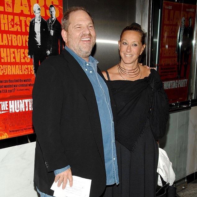 Fashion Designer Donna Karan: Apologist For Sexual Abuser Harvey Weinstein [Video]