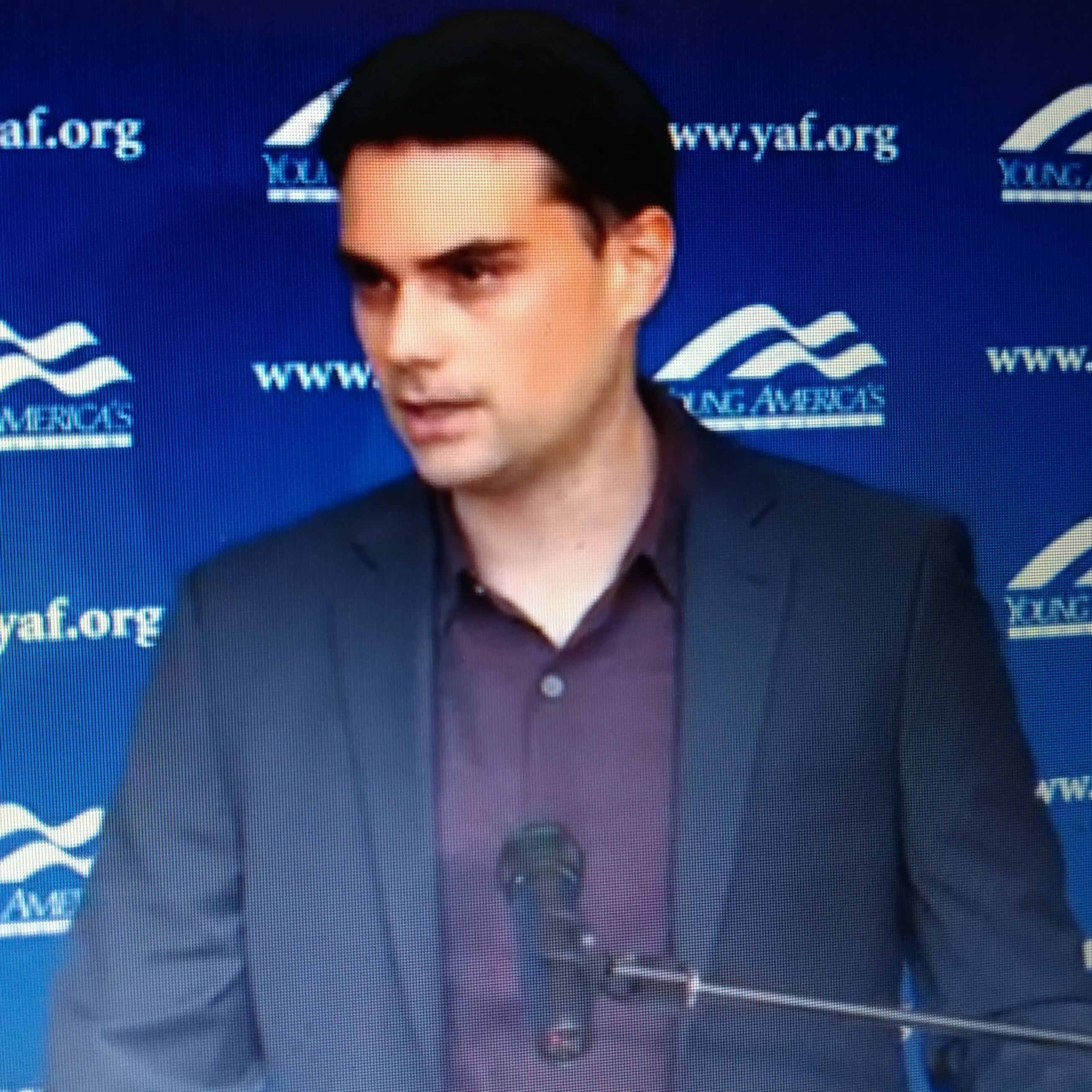 Ben Shapiro Speaks at the University Tennessee Knoxville [VIDEO]