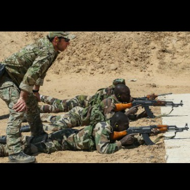 Three Green Berets Killed in Niger, Africa