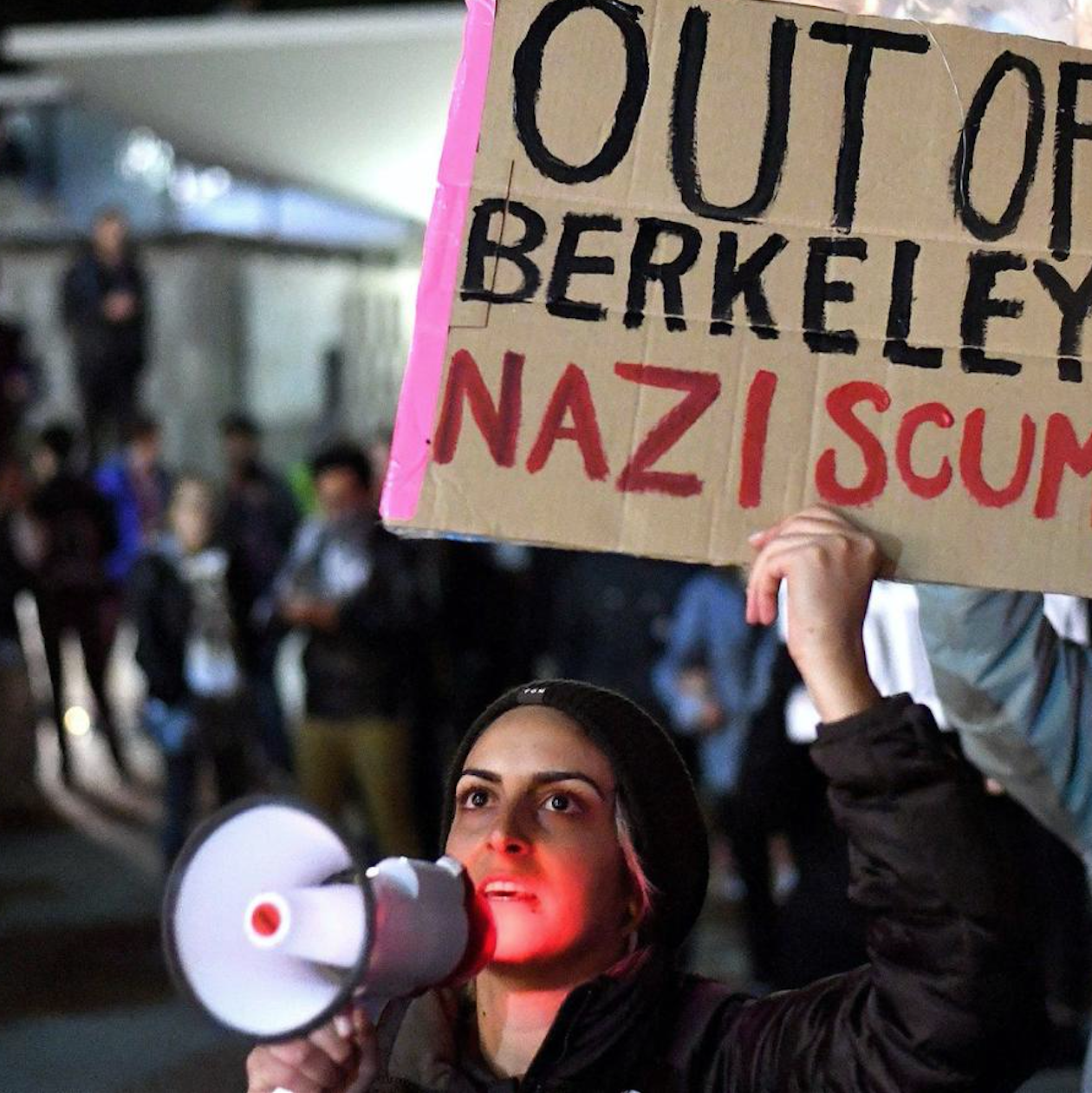 "The Nazi Binary, Berkeley, and the ""White-Supremacist"" Ben Shapiro"