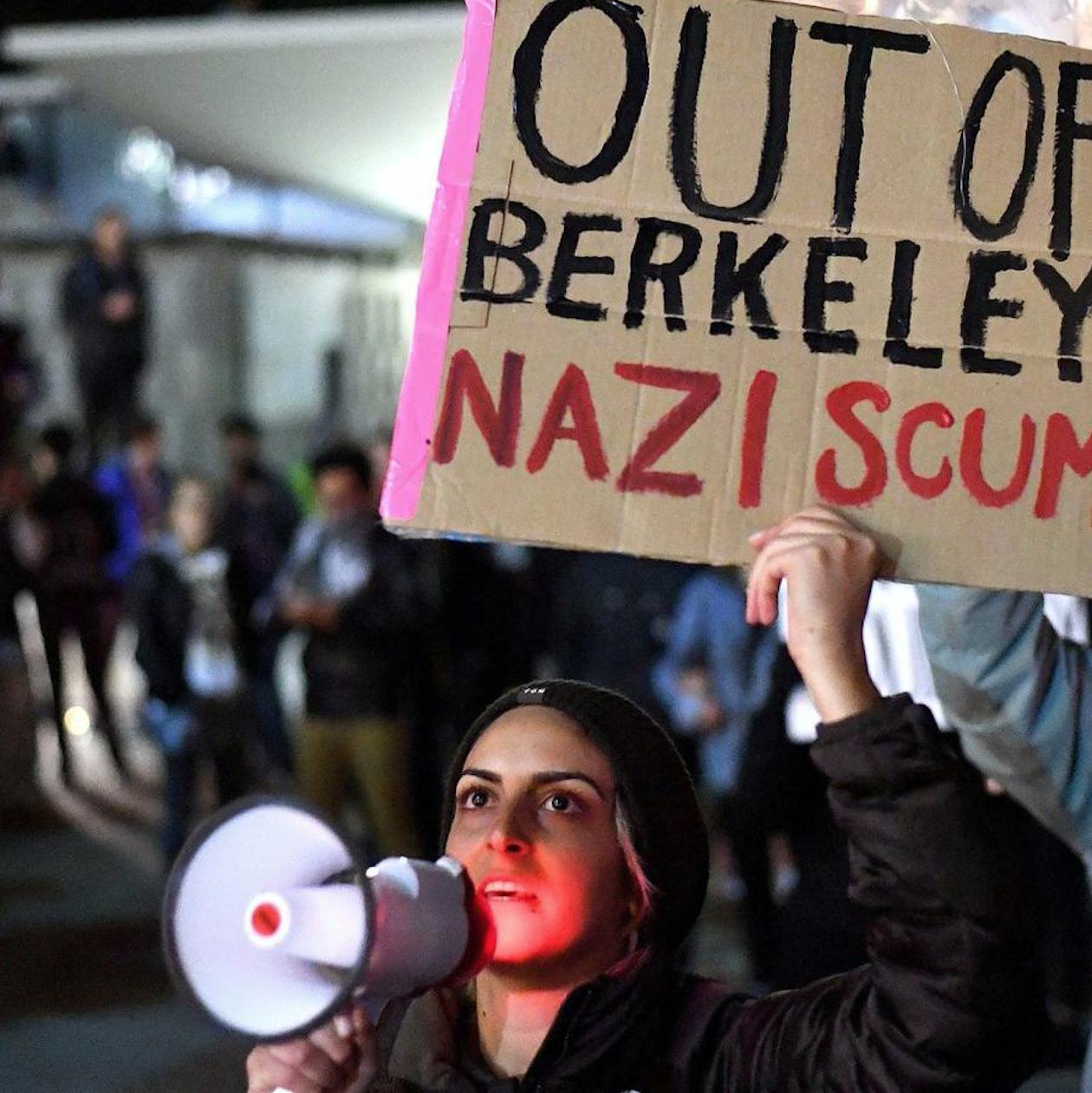 """The Nazi Binary, Berkeley, and the """"White-Supremacist"""" Ben Shapiro"""