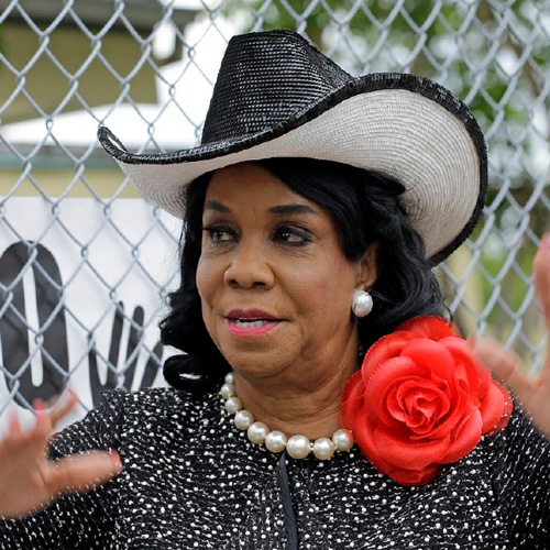 Frederica Wilson Uses Death of Soldier to Call Herself a Rock Star [VIDEO]