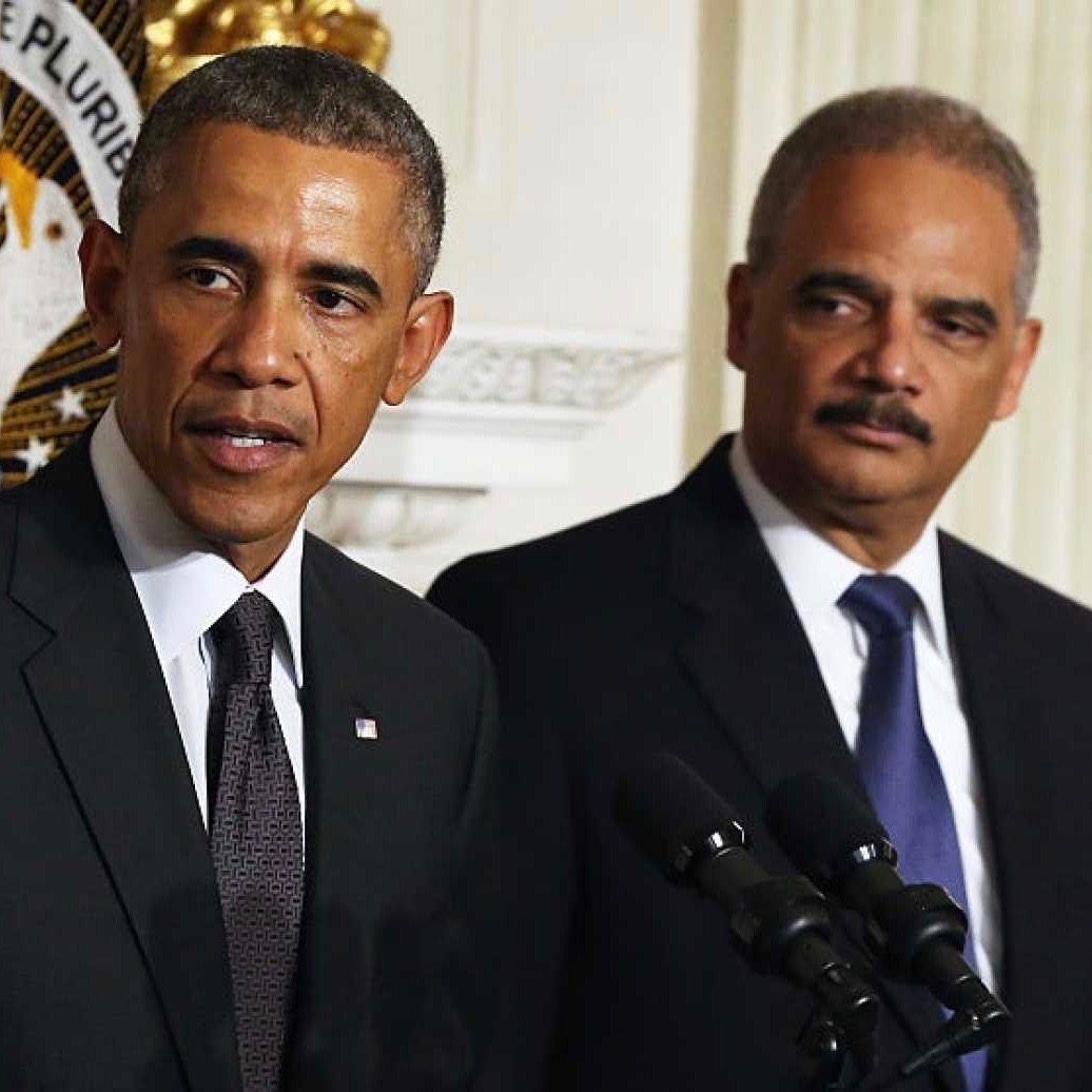 Emails Show Obama's DOJ Channeled 'Slush Fund' Money To Leftist Orgs [VIDEO]