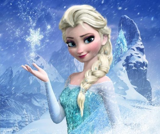 """""""Woke"""" Liberal Claims Dressing a Child as Queen Elsa Promotes White Supremacy"""