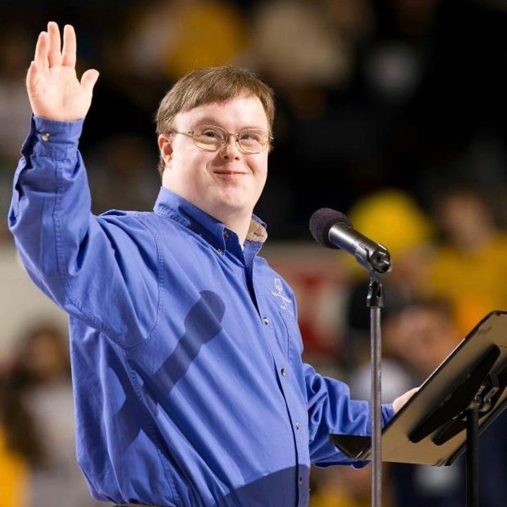 """My Life Is Worth Living"" Says Frank Stephens, Down syndrome Advocate. He's Right [Video}"