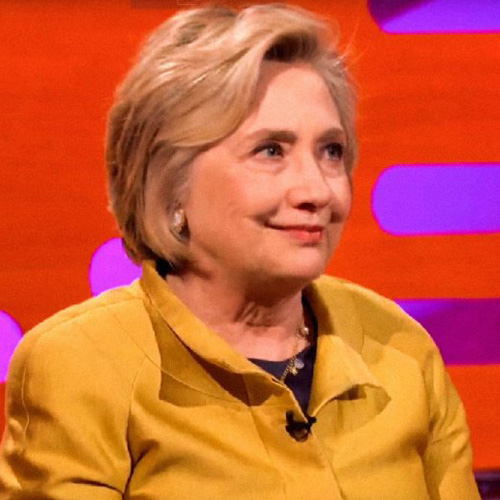 Hillary Channels Inner Mean Girl on British TV. American Media Yawn. [VIDEO]