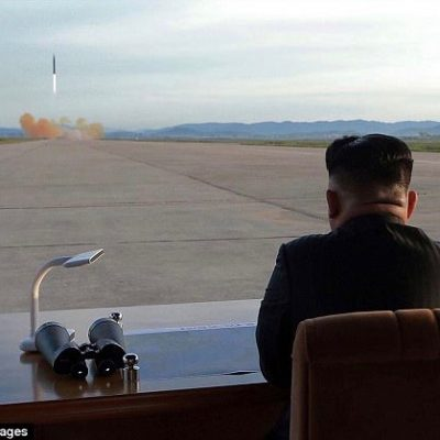 North Korea Missile Launch: ICBM Sets Flight And Distance Record [VIDEO]