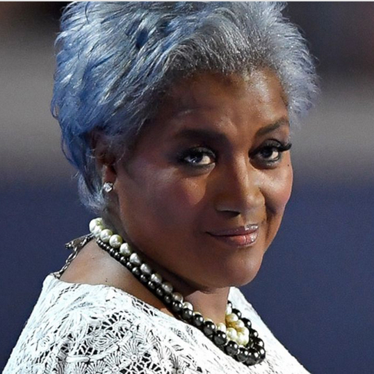 Donna Brazile: I Suffered