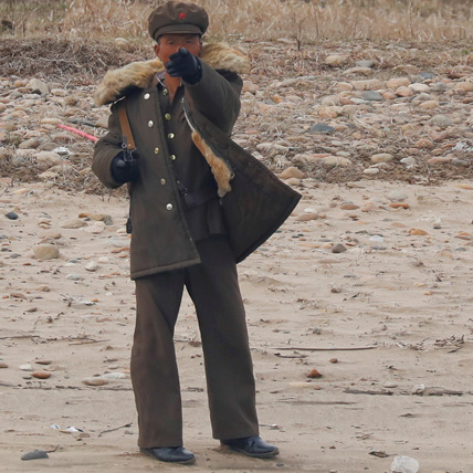 The North Korean Defector Has Bigger Balls than Roger Goodell. [VIDEO]