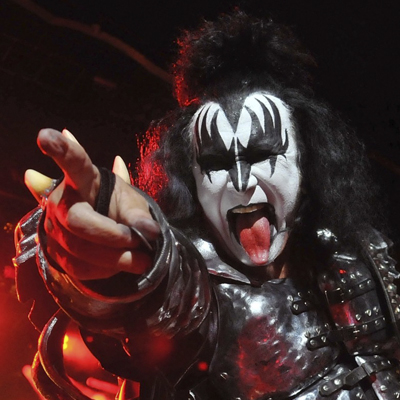 Gun Shy Fox News Bans Gene Simmons From Its Property. Forever. [VIDEO]