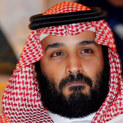 Food Fight! Saudi Crown Prince Called Iran's Ali Khamenei the New Hitler. [VIDEO]