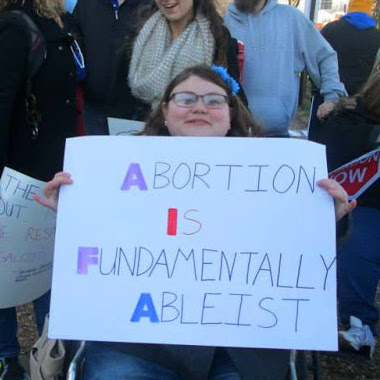 Liberalism 101: It's Good to Care About Disabled Kids (Just Make Sure They're Outside the Womb First)