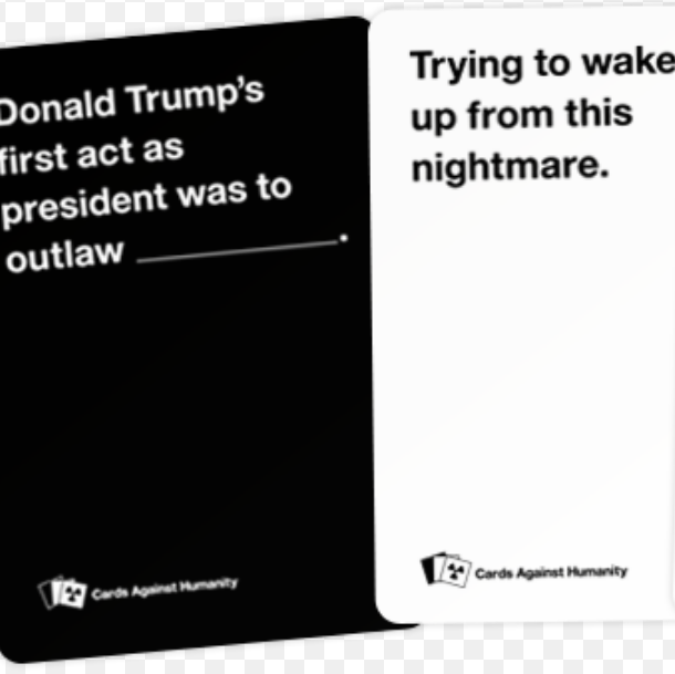 """Cards Against Humanity"" Game Makers Claim They're Heroic Because of New Anti-Trump Stunt… But How Can Makers of Such a Game Be Heroic? [VIDEO]"