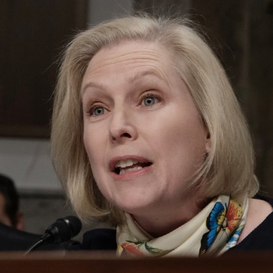 Senator Kristen Gillibrand says Bill Clinton should have resigned, gets called a hypocrite – by fellow Democrats!