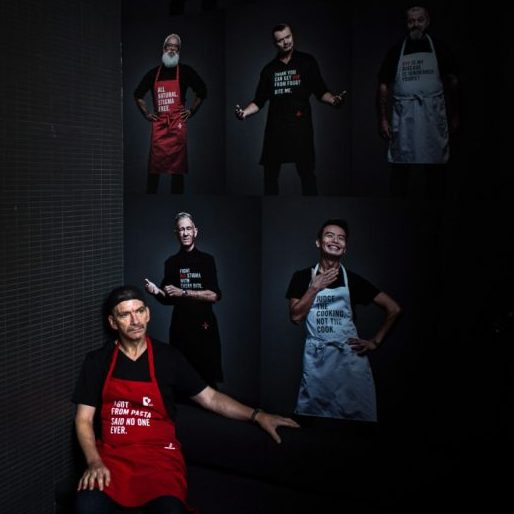 HIV-Positive Cooks smashing a stigma: A great idea